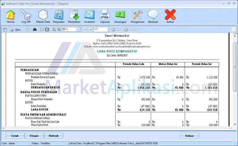 Software Toko05