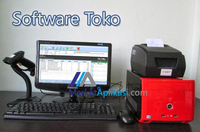Software Toko + Alat